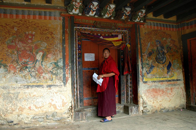 Tamshing Lhakhang - Recommended Attraction in Bumthang