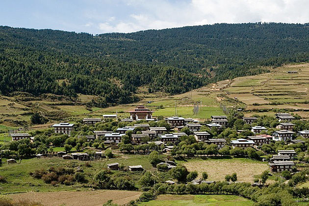 Ura Valley - Bumthang Attractions