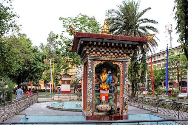 Zangto Pelri Lhakhang Phuentsholing Thing to See