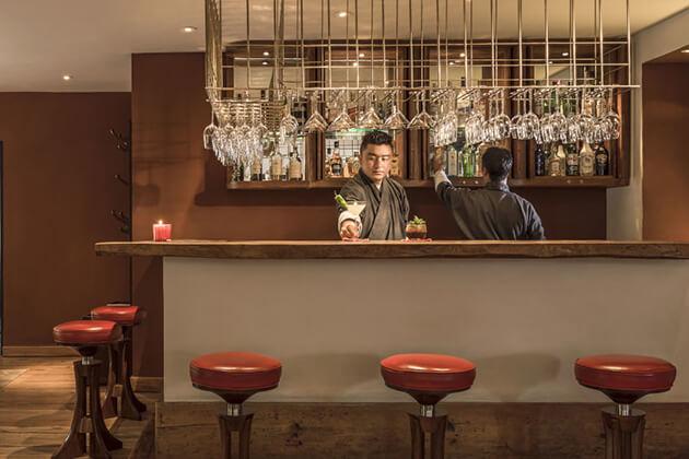 bar in bhutan to find girl