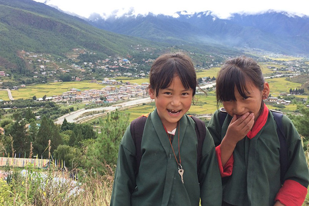 bhutanese name of boy and girl