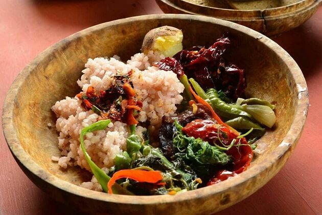 Bhutanese food - things to know bhutan