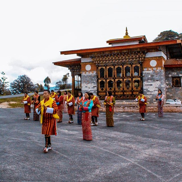 Boedra - Bhutan Traditional Dance