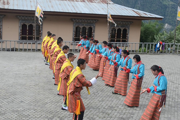 Joenpa Legso - Traditional Dances of Bhutan