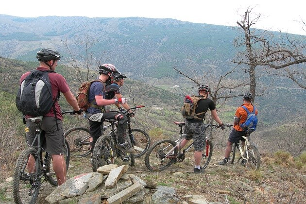 Mountain Biking bhutan