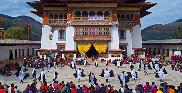 best time to enjoy Bhutan tour itinerary