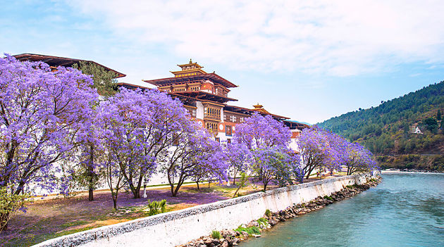 Best Time to visit Bhutan tour itineraries