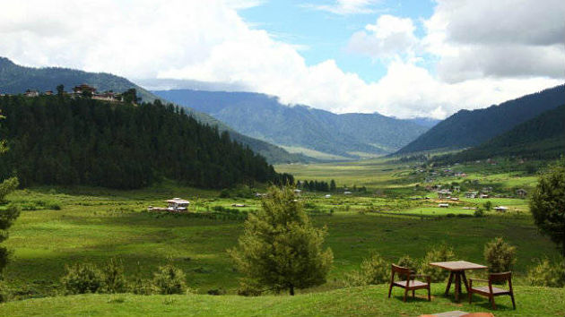 Autumn in Bhutan tour itinerary packages