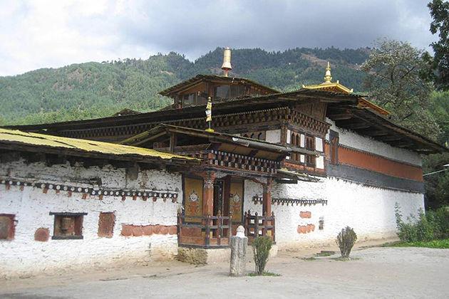 Tamzhing Dzong - Tentative UNESSCO World Heritage