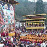 Thongdrel Ceremony paro festiaval itineraries