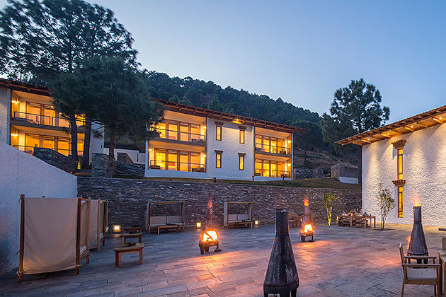 bhutan accommodation- tour itineraries bhutan