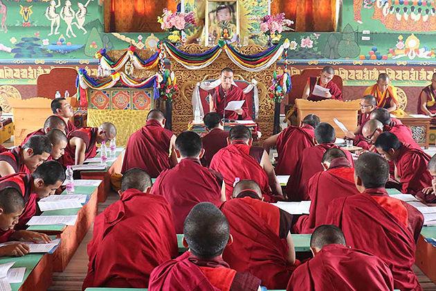 Buddhism - Bhutan tour itinerary