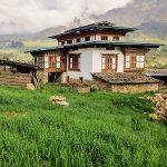 bhutanese farm house - paro festival 6 days