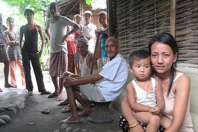 bhutanese people - bhutan tour itineraries