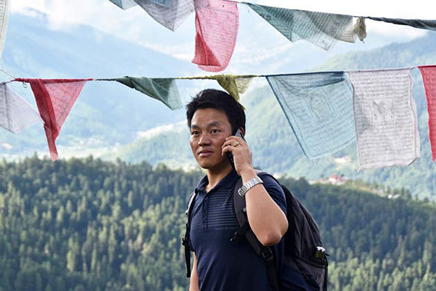 SIM card in Bhutan tour itinerary packages