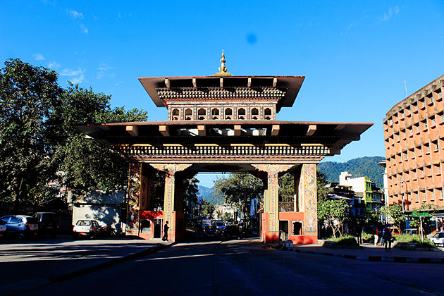 Phuntsholing Bhutan tour itinerary packages
