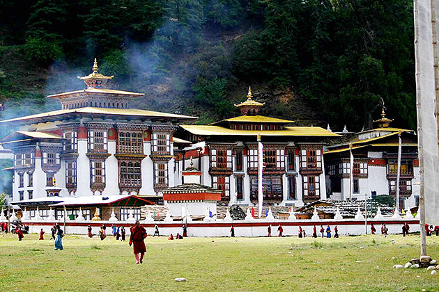 Bumthang in Bhutan tour itineraries