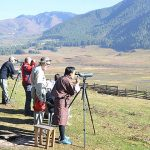 punakha valley - Bhutan bird watching tour