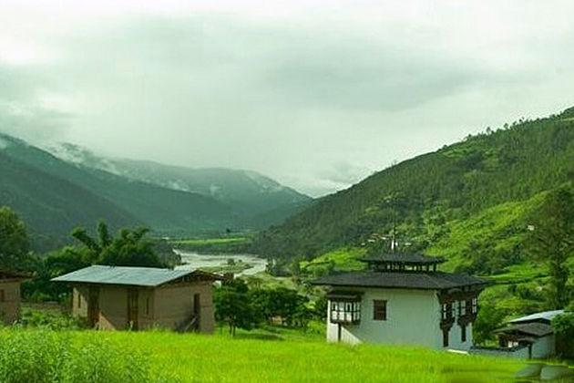 Limbukha Village best places visit punakha