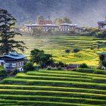 Punakha - bhutan tours itinerary