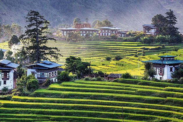 Punakha - amankora bhutan tours itinerary