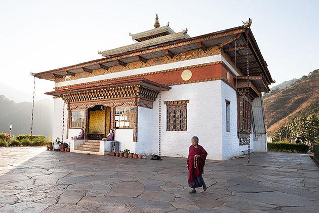 Sangchhen Dorji Lhuendrup Nunnery - punakha attractions