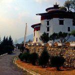 Tadzong - bhutan tour titinerary