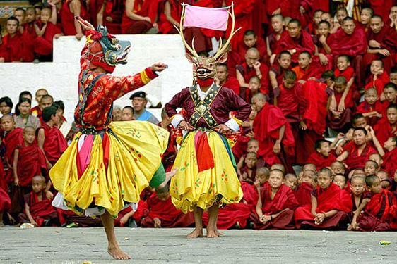 Thimphu Tsechu Festival – 9 Days