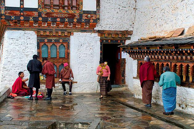 thimphu - bhutan trekking trip