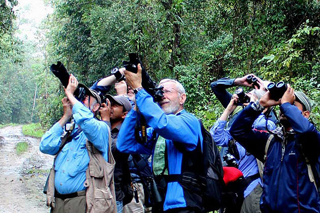 thimphu valley - birding in bhutan