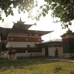 chimi lhakhang - bhutan tour itineraries