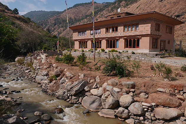 lobesa village restaurant - best restaurants in punakha bhutan
