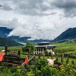 phobjikha valley - bhutan tours