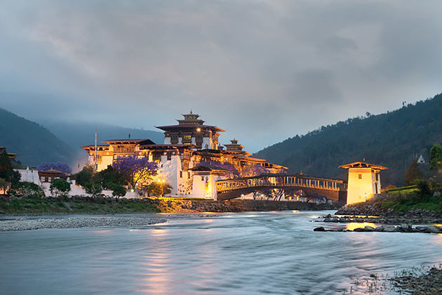 The Best 10 Tourist Attractions Punakha