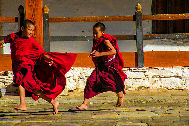 punakha - bhutan trekking tour 14 days