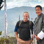 Shana Zam - bhutan tour itinerary