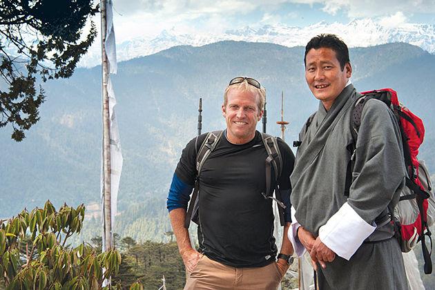 Shana Zam - bhutan trekking tour