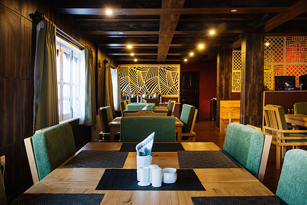 sinchula - thimphu restaurants