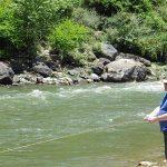thimphu fishing - bhutan tour itineraries