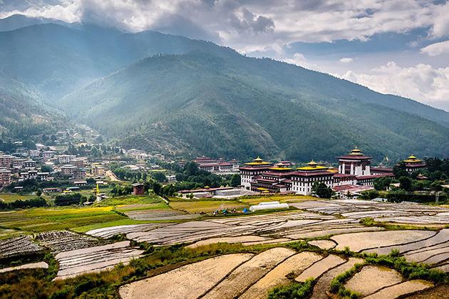 thimphu valley - amankora bhutan tours