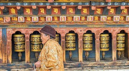 Hidden Kingdom bhutan vacation packages