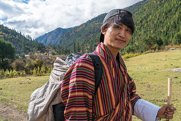 Go Bhutan Tours - Tour Guide