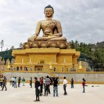 Buddha Point - Bhutan trekking packages
