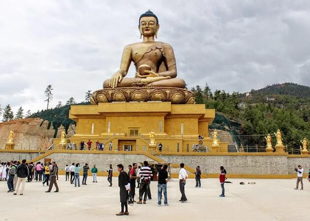 Buddha Point - Bhutan trekking packages