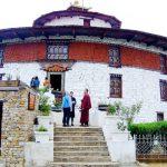 ta dzong museum - bhutan festival tours