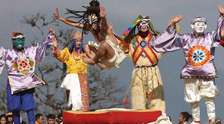 Druk Wangyal Festival - bhutan festival tours