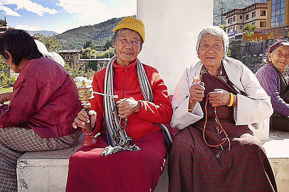 You Really Made My Day, Go Bhutan Tours