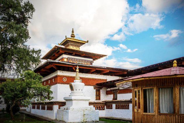 Kichu Lhakhang in bhutan