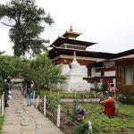Kyichu Lhakhang - best family tour in bhutan