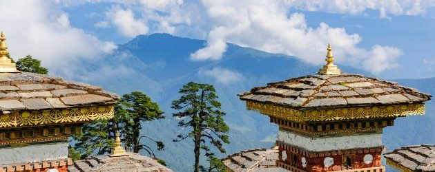 Paradise in The Himalaya bhutan tour packages